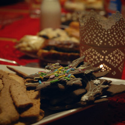 christmas merrychristmas gingercookie christmasnight christmasdinner freetoedit