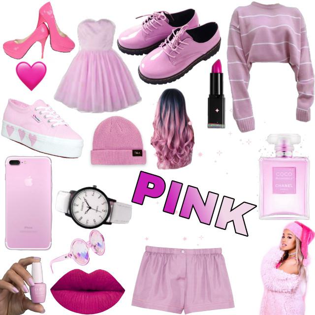 #freetoedit #pink#fashion #moda