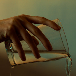 freetoedit glass water motion motionblur