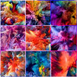 explosionofcolor artisticphoto colors cctop9momentsof2018 top9momentsof2018