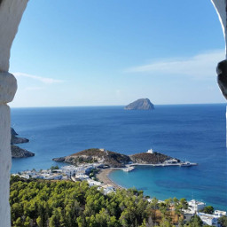 kythera greece europe summer sunny_day