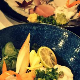 japan fish sashimi cuisine