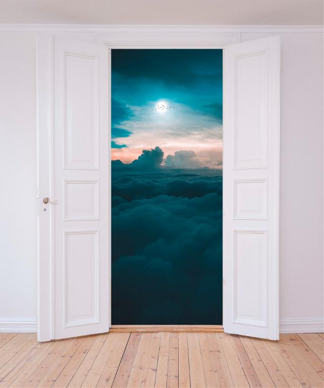✨Magical Door 🚪 . . #madewithpicsart @picsart #fotoedit #love  #nature  #sky #beautiful