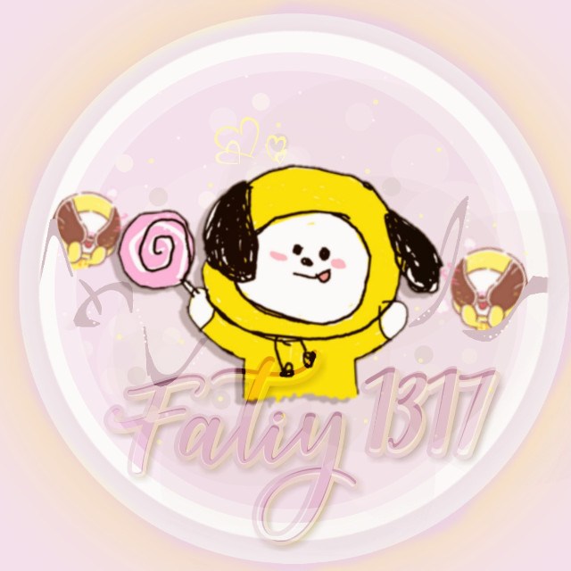 Chummy icon for @fatiy1317  We can all agree that I'm bad at making icons😅😭 Stll...  Hope you like it 🙂  #bts #jimin #jm#parkjimin #chimmy #bt21 #bt21chimmy  #freetoedit