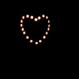 candle candlelit heart heartshape love