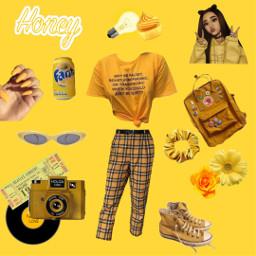 freetoedit yellow aestetic yellowaesthetic tumblr