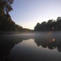 lilredriver arakansas fog vaction troutfishing pcwakeupworld