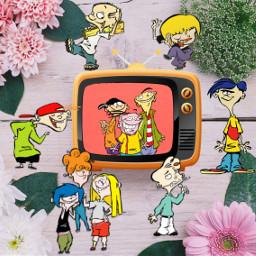 freetoedit ededdneddy cartoonnetwork cartoon cartooncharacters ircpantonecolor