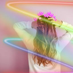 freetoedit rainbow irclonghairdontcare longhairdontcare