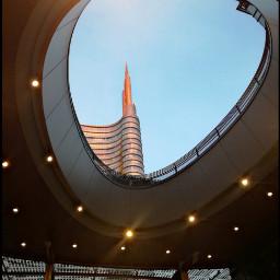 architecture construction architecturephotography milanocity