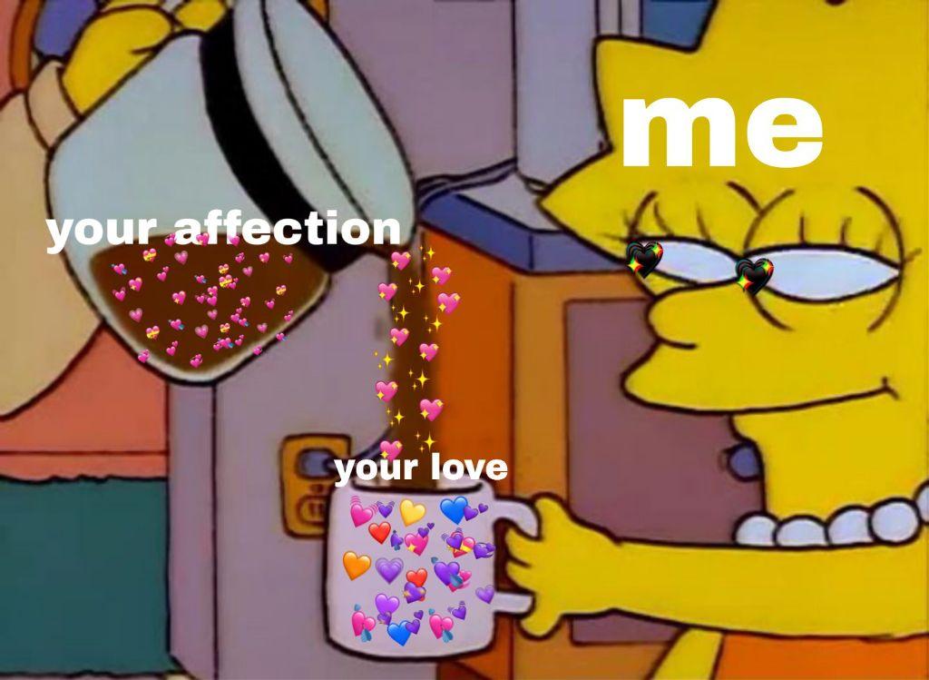 Image result for love meme cartoon