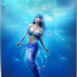 freetoedit ecunderwater underwater fantasyart fantasybackground