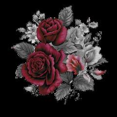 bmrs flores flower rojo red freetoedit