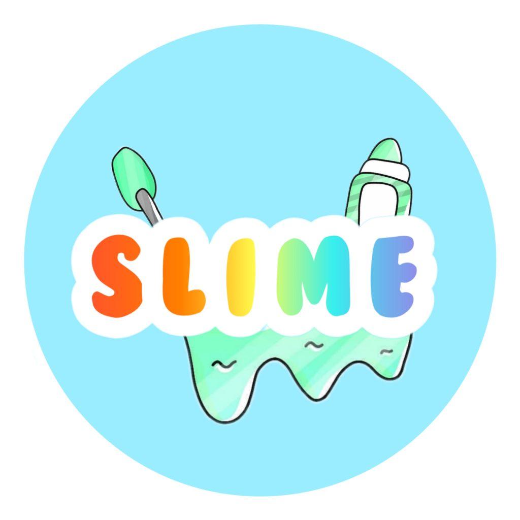 Logo slime slimes logos yupi si quieres da creditos