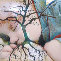 treeoflifebrelfie breastfeedingisbeautiful freetoedit ectreeoflife treeoflife