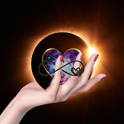 freetoedit myloveforyou love infinity heart eclips