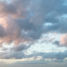 freetoedit skywatching pinkclouds clouds myclick