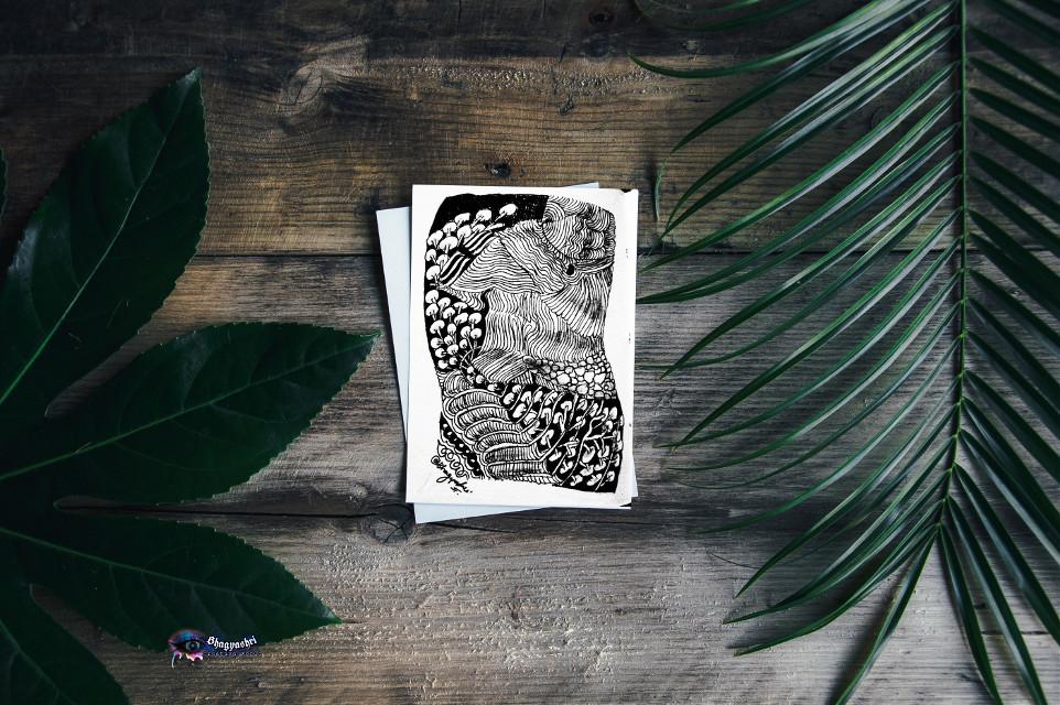 A best ever relaxing art #doodle #zentangle #mytimepass #notebook #ircdoodleit #doodling #freetoedit