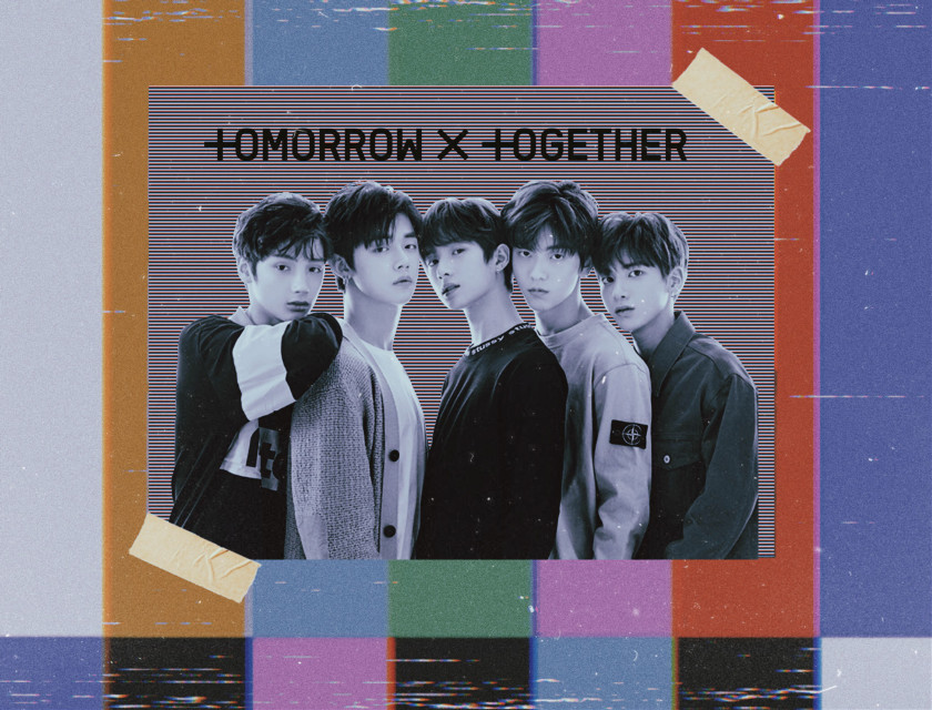 WELCOME TXT!!! YOU ALL ARE SO AMAZING ❤ #myedit#txt#tomorrowxtogether #kpopgroup#debutantes2019 #kpop#boyband#yeonjun #soobin#beomgyu #hueningkai #taehyun