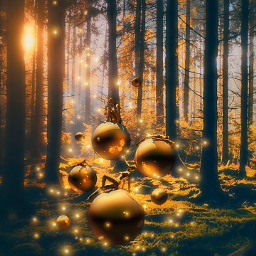 freetoedit trees magicforest mv3fltr sparklebrush