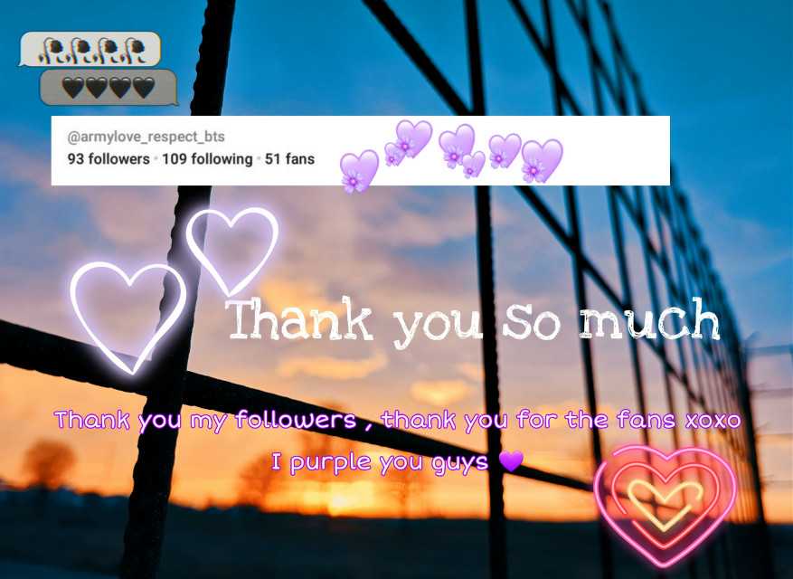 Thank you so much💜💜💜💜💜💜💜,  I can't believe it, thank you guys I don't know what did I do to deserve this 😢💜💜💜💜 thank you for all the support and love . I PURPLE you 💜💜💜💜    #freetoedit #grateful #thankyou #ipurpleyou💜 #youarethebest