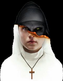 freetoedit freira nun thenun movie scary
