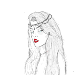 draw drawing queen halsey castle freetoedit