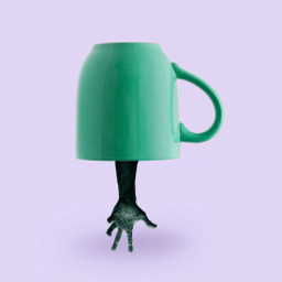 freetoedit cup zombie ircmugfullofpossibilities mugfullofpossibilities
