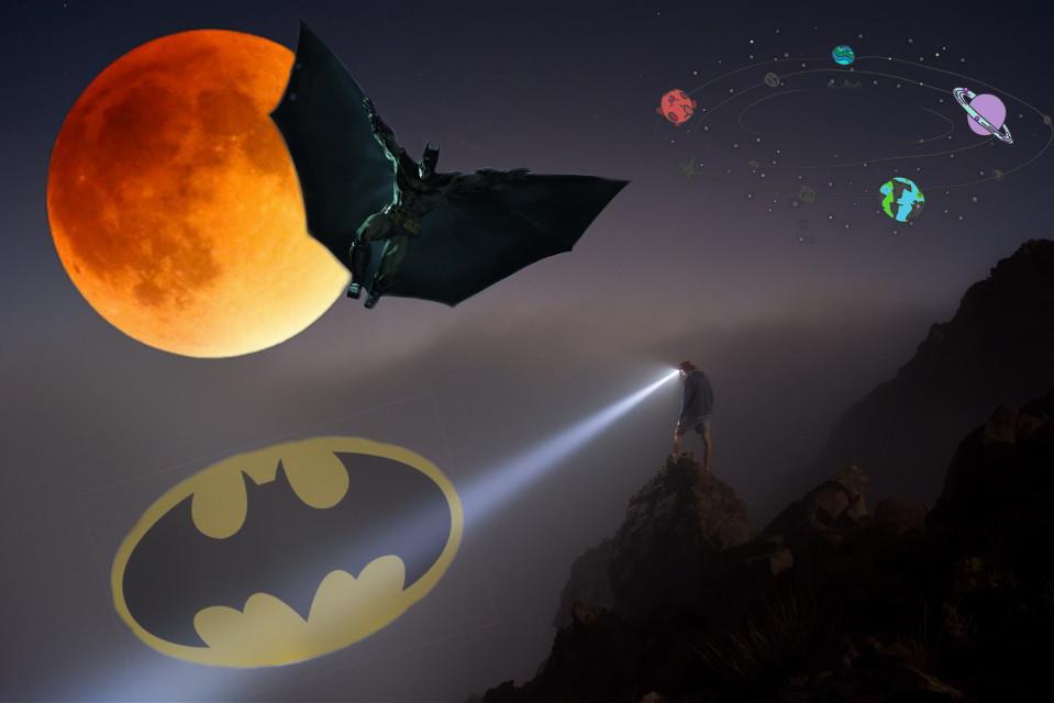 #freetoedit #batman #2k19 #fotoedit #comic