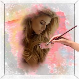 freetoedit srcpinkbrush pinkbrush