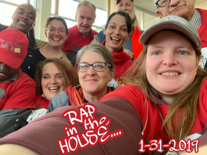 #rapinthehouse  @resindentactionprogect @housingadvocacyVancouverWashington @Pathwaystolivinggood