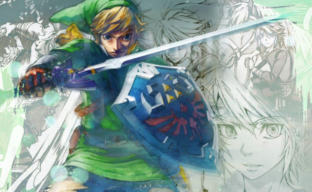 Link Link Zelda Twilightprincess Thelegendofzelda Botw