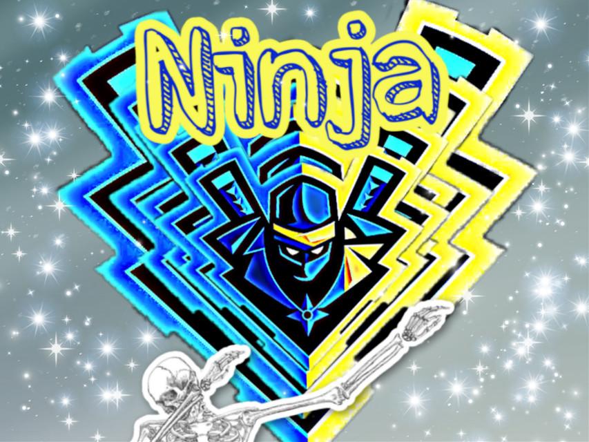#freetoedit #ninja #fortnite #marhsmello #top #picsart #тренд #стикер #мяу