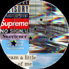 icons background icon circle supreme freetoedit