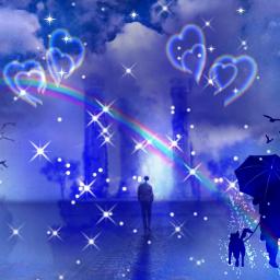 freetoedit rainbowlight