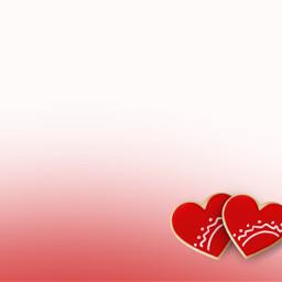 mydrawing sugarcookies hearts background valentinesday drawnwithpicsartdrawingtools freetoedit
