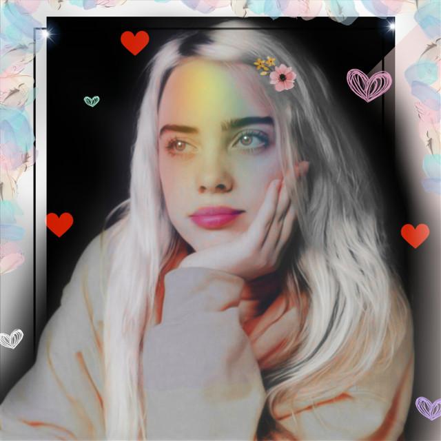 #freetoedit #billieeilish #billieeilishedit #billieeilishfan #background #pink #flowers #edit #remix #free #image #cute #colors #followme #followforfollow #likeforfollow #commentforcomment