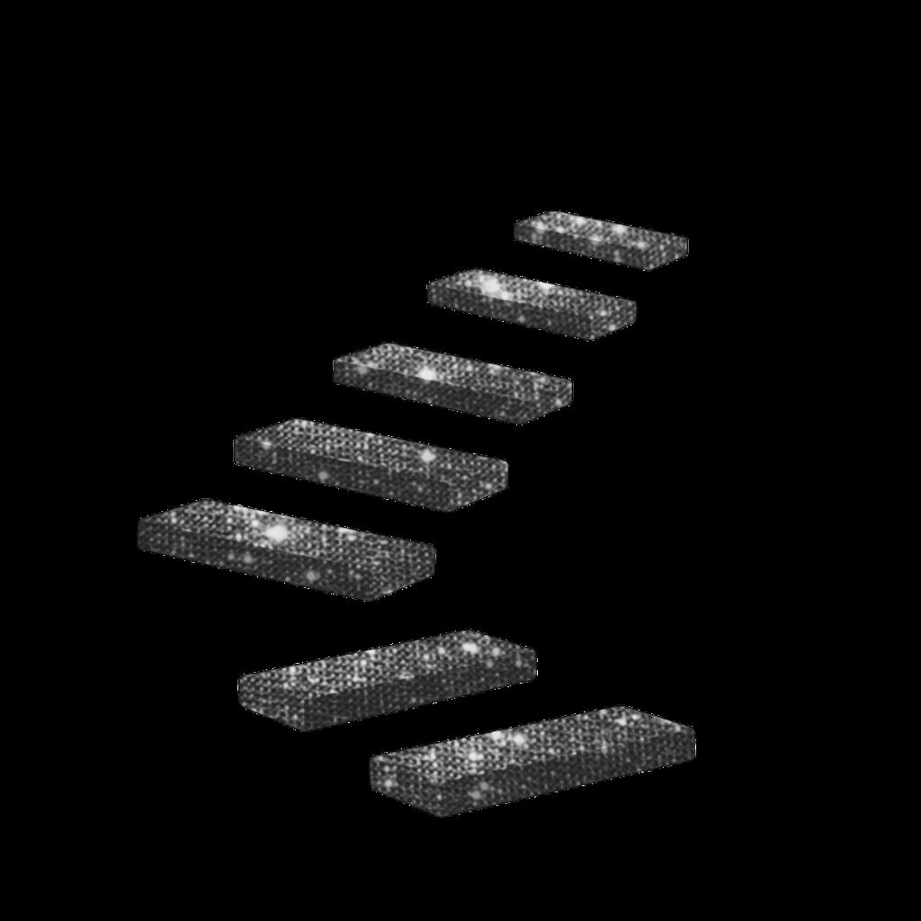 #stairs #glitter