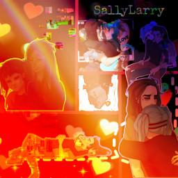 freetoedit sallyface larry&sally sally sallyfisher