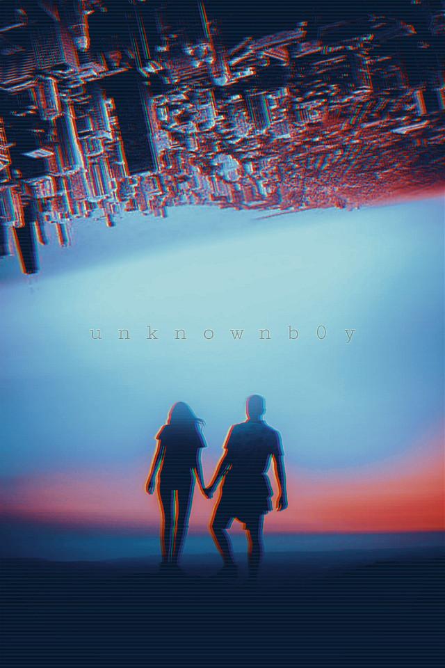 "#freetoedit "" fall in L O V E"" . . #love #valentine #fall #pure #true #beautiful #amazing #picsart #colours #weatger #sky #buildings #city #upsidedown #madewithpicsart #picsartedit #myedit #couple #week"