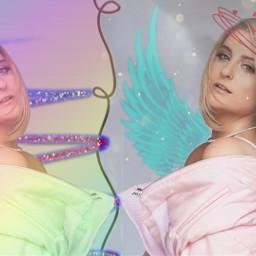 freetoedit megantrainor famousgirl fantasy reality ircmeghantrainorfanart #meghantrainor #thelovetrain