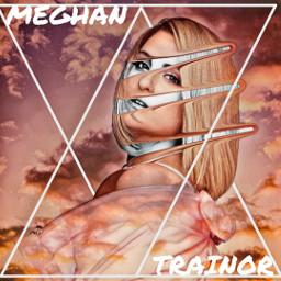 freetoedit meghantrainor beauty strongwoman love ircmeghantrainorfanart