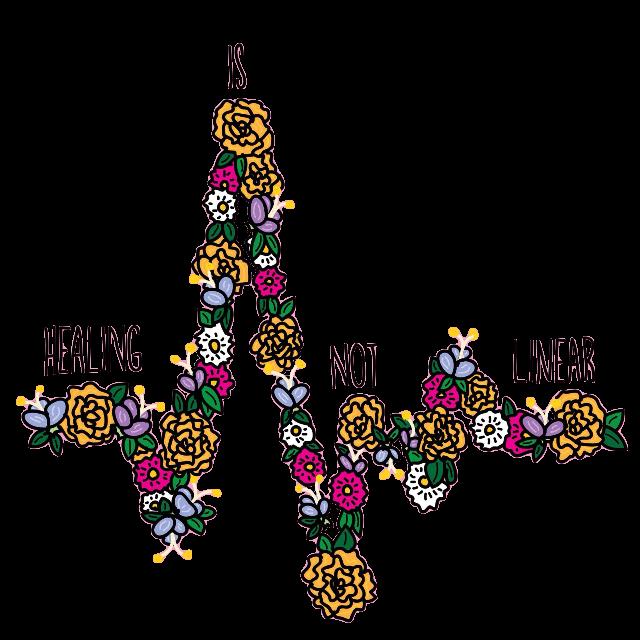 #flowers #healing #words