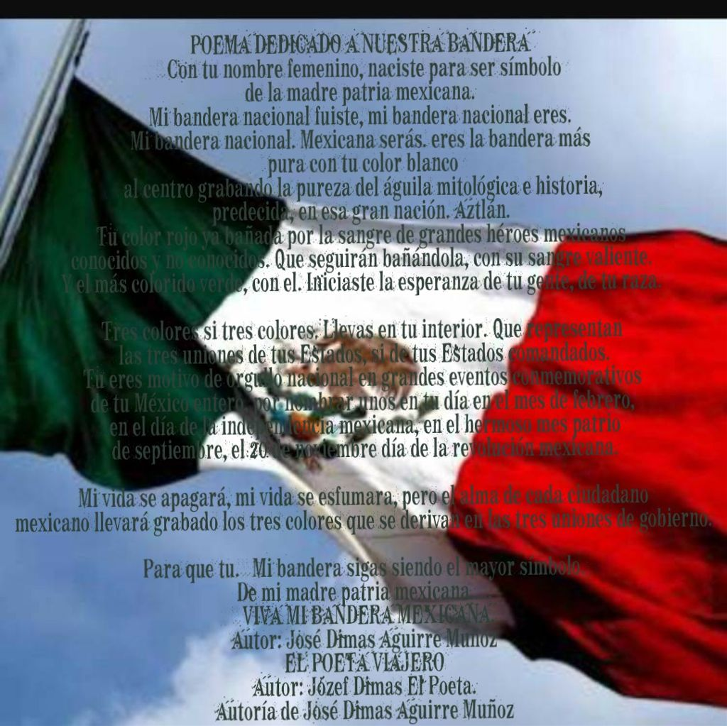Paises color rojo en la bandera mexicana