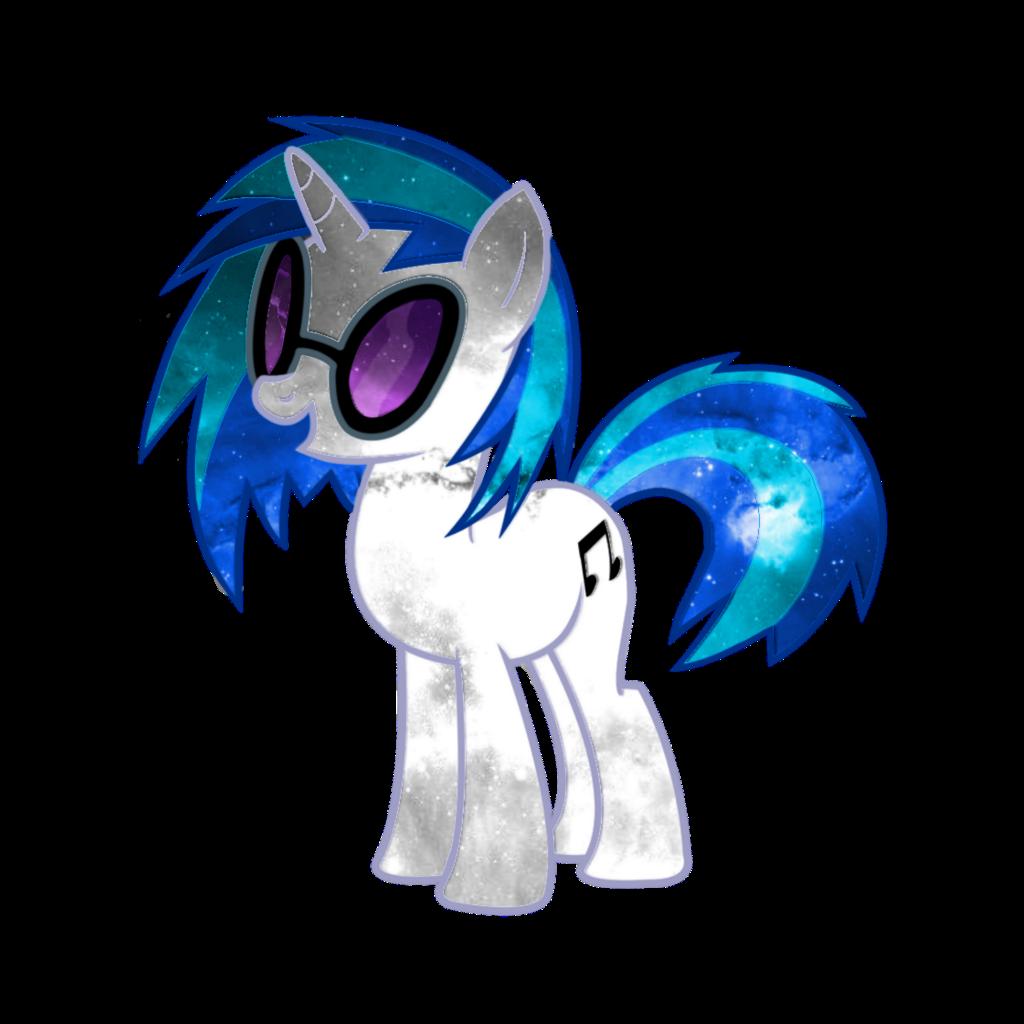 #galaxy #unicorn #fantasyart #unicorn #pony #sticker