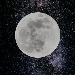 moon fantastic space whitemoon white