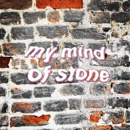 freetoedit mymindofstone stone wall steinmauer