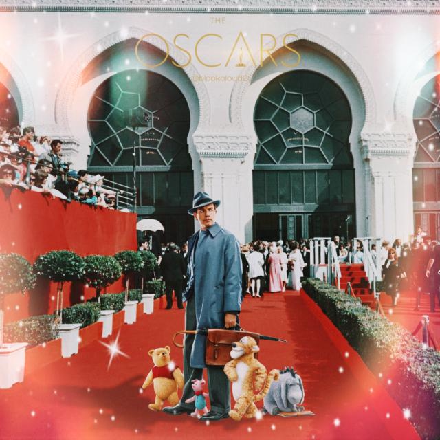 #ircredcarpet #OscarsRedCarpet #OscarsAwardsShow #RedCarpet #oscars #oscars2019 #winniethepooh #madewithpicsart #madebyme #magical @picsart Op from @sarcasmimosa