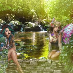 freetoedit fairy edit fantasyart fantasy