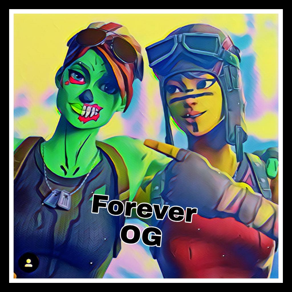Cool Fortnite Wallpaper Ghoul Trooper